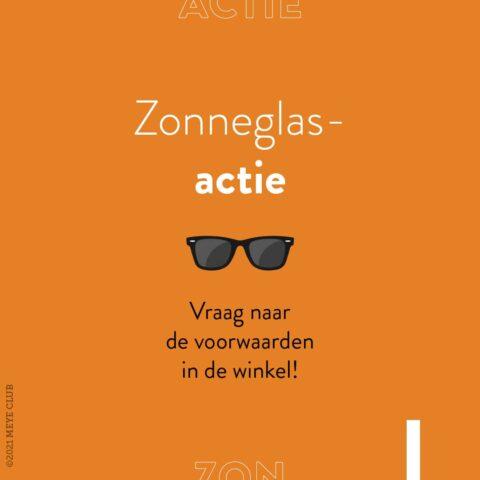 Zonneglas-actie!